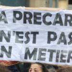 RETOUR SUR LE LANCEMENT DU PACTE POUR LUTTER CONTRE LA PRÉCARITÉ DES FEMMES